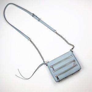 Rebecca Minkoff Panama Mini 5 Zip Crossbody